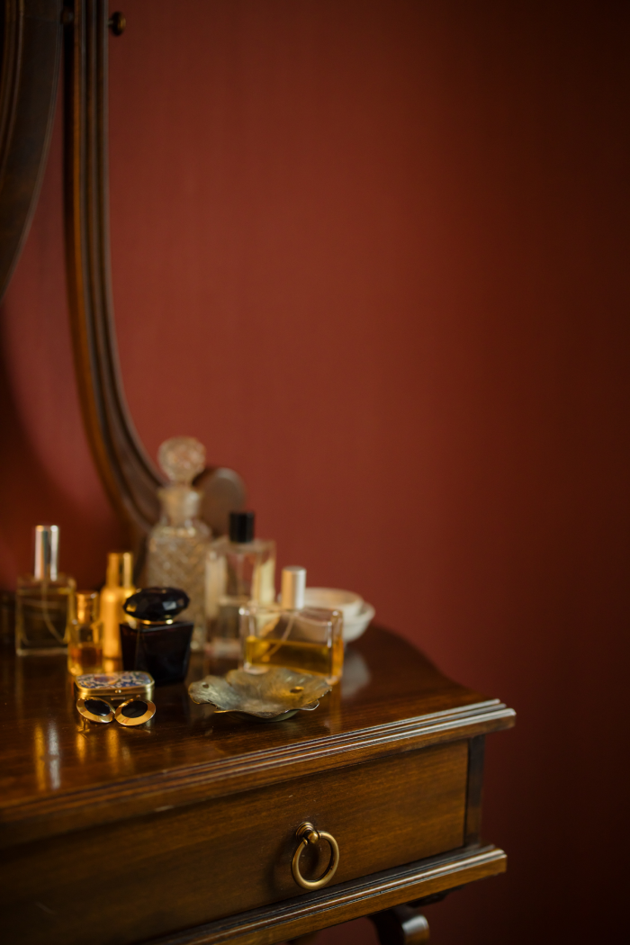 Отдавайте предпочтение нежным ароматам
