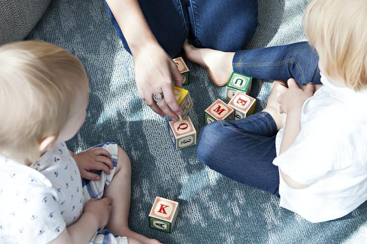 проводите с детьми как можно больше времени