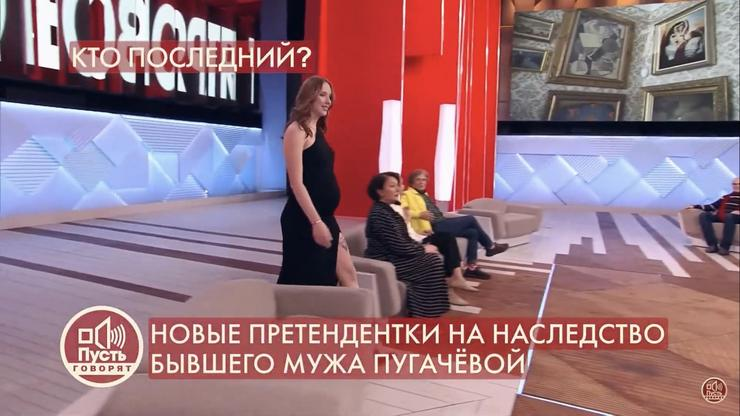 Ева Калина заявила, что ждет ребенка от режиссера