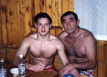 Борис Праздников и Павел Буре