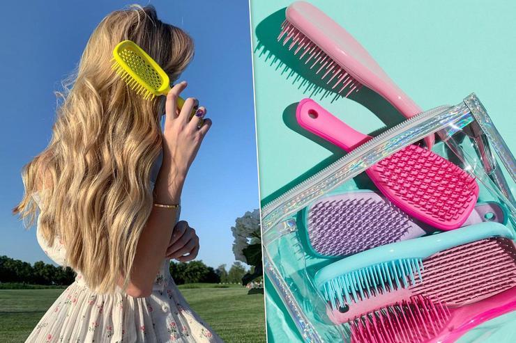 5 лучших расчесок для распутывания волос без боли в 2021–2022 году