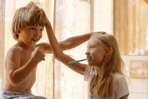 Как питание влияет на здоровье зубов ребенка