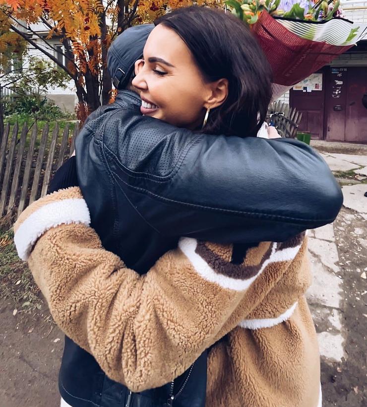 """Оксана Самойлова: «Это """"прости"""" я ждала 20 лет» - Звезды"""