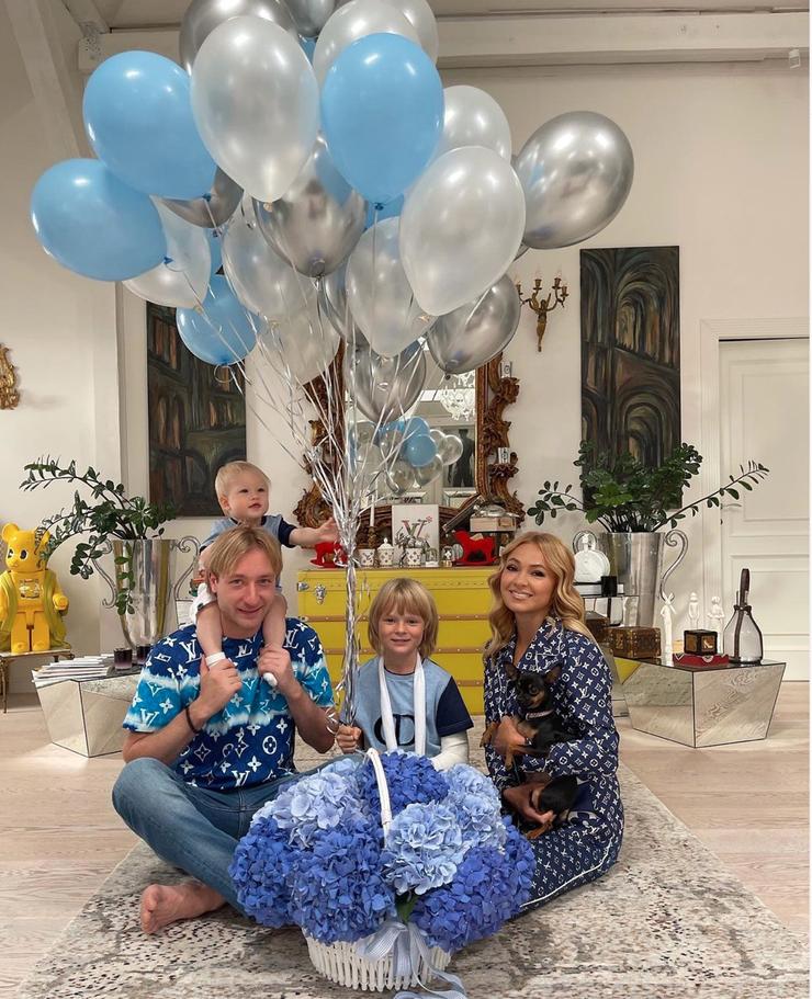 Яна Рудковская отметила день рождения сына - Звезды