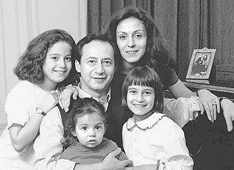 фото дочерей спивакова