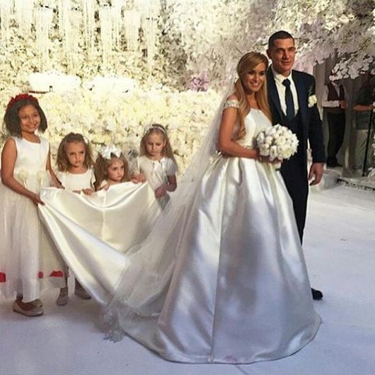 Свадьба Ксении Бородиной: подробности