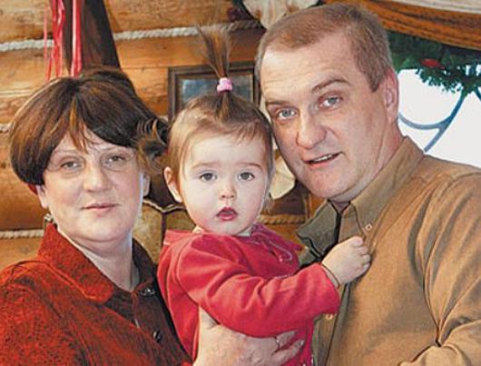 фото семья а балуев