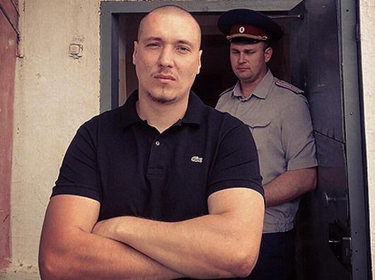 Рэпер Жиган покинул тюрьму