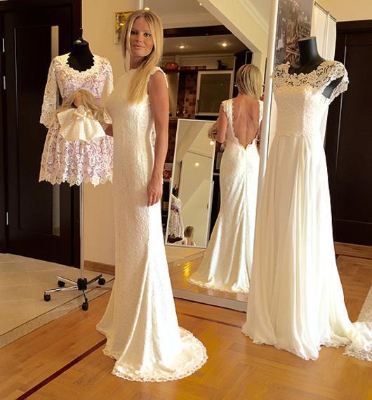 свадебное платье даны борисовой фото им