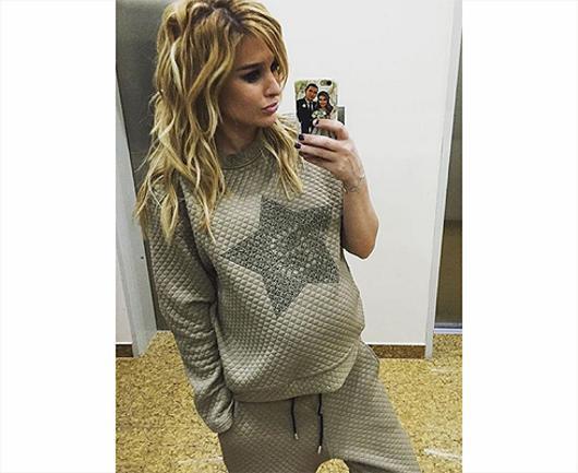 Беременная Ксения Бородина рассказала о своей диете