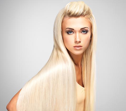 Научится делать кератиновое выпрямление волос