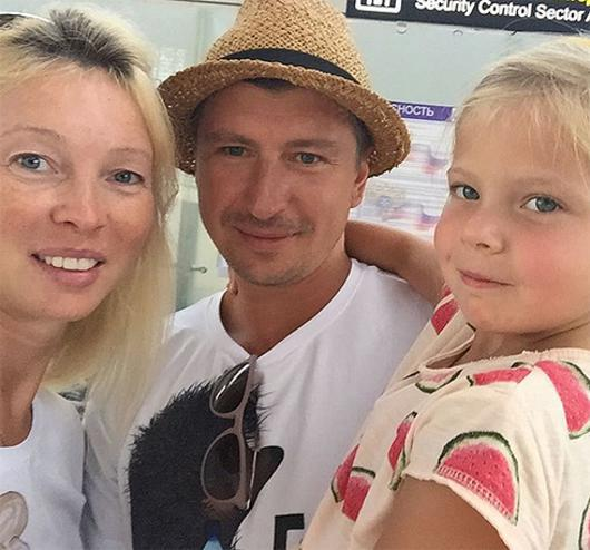 Алексей Ягудин стал отцом