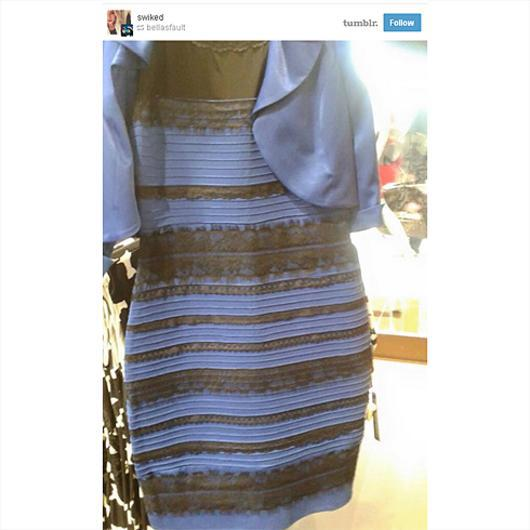 Платье синие или бело золотое платье