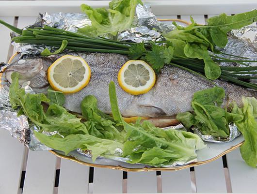 Форель в духовке  рецепты с фото на Поварру 44 рецепта