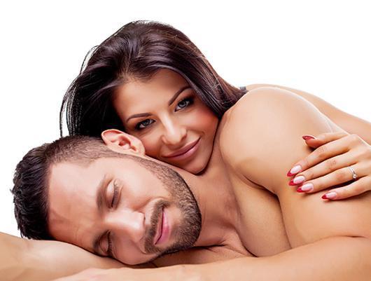 Первый секс с партнером новым не стоит член