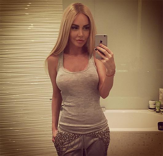 Российские знаменитости самая красивая грудь