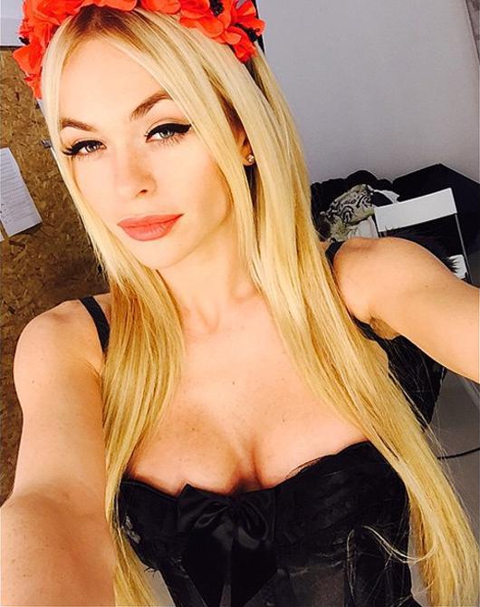 анна хилькевич инстаграм фото