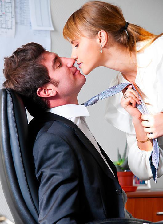 Секс с начальством против воли