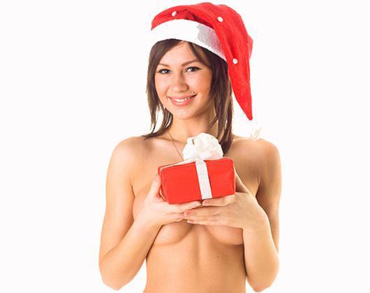 Фото новогодний подарок минет мужу #5