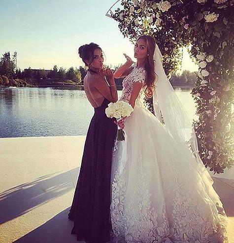 Говорят, что Лиза взяла фамилию мужа и стала теперь Петровой. Фото: Instagram.com/bryksina_liza.