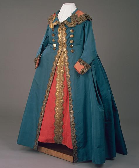 Женские платья времен екатерины 2