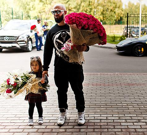 Фото жены джигана с детьми 12