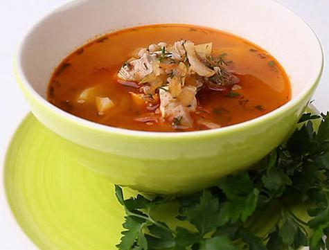Гречневый суп. Фото: материалы пресс-служб.