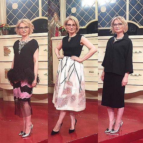 Модный эксперт рассказала, что она ест на обед. Фото: Instagram.com/evelinakhromtchenko.