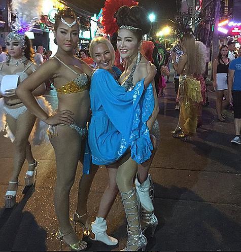 тайские трансвиты в голом виде