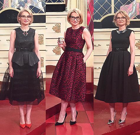 Эвелина рассказала, как тяжело подобрать одежду на рост 158 см. Фото: Instagram.com/evelinakhromtchenko.