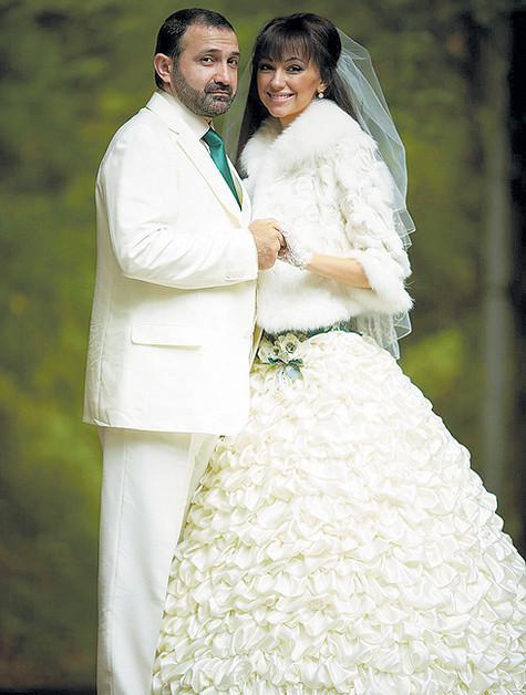 Согдиана и Башир Куштов. Фото: материалы пресс-служб.