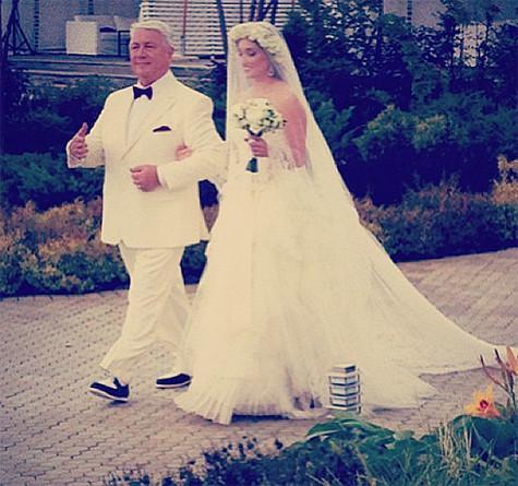 свадьба анастасии винокур гости фото квартиру