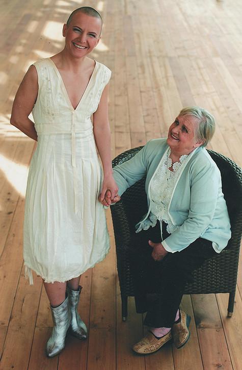 Светлана и ее мама Лия Давыдовна — настоящие подружки с самого детства певицы. Фото: личный архив Светланы Сургановой.