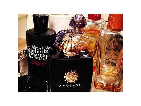 Любимый парфюм российских знаменитостей