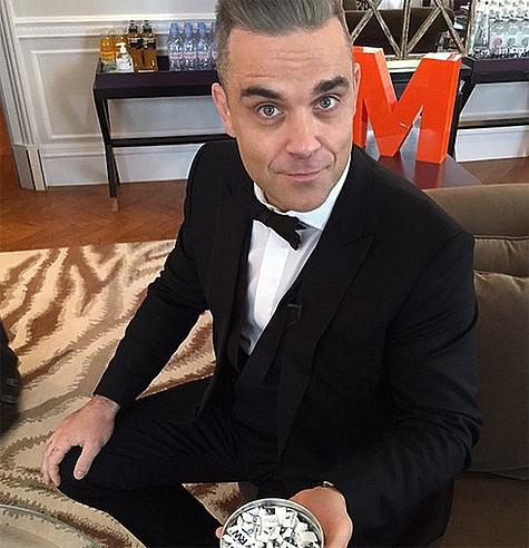 Робби Уильямс. Фото: Instagram.com/robbiewilliams.