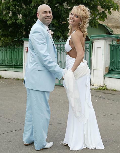 Иосиф Пригожин и Валерия. Фото: материалы пресс-служб.