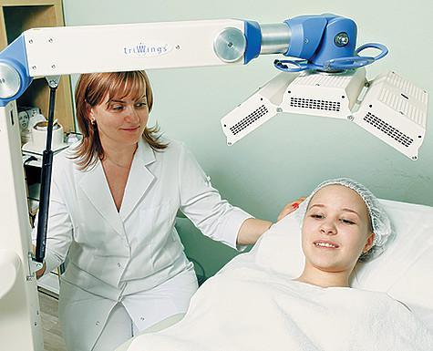 Фототерапия (или светолечение) с каждым годом становится все более популярной в области решения проблем с кожей. Фото: материалы пресс-служб.