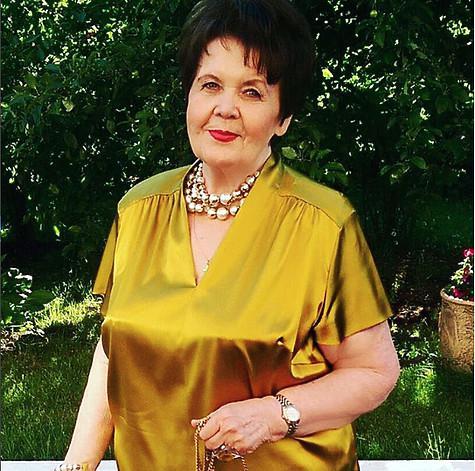 Мама Валерии Галина Николаевна. Фото: социальные сети
