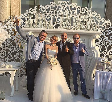 Свадьба хилькевич фото