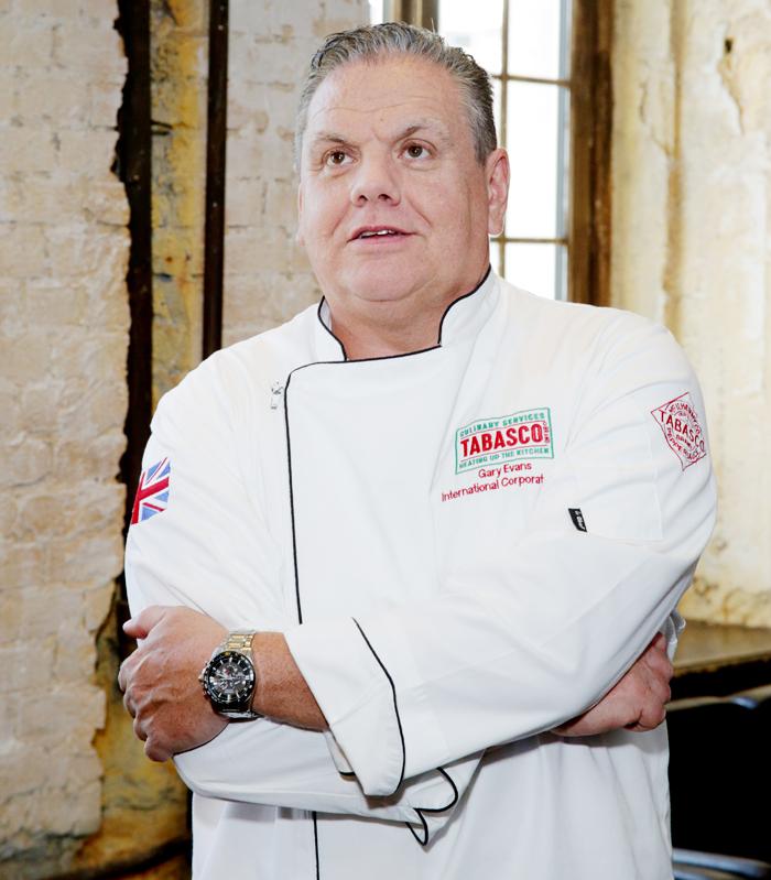 Шеф-повар Гэри Эванс: «Хотите разжечь страсть— добавьте перчинки»
