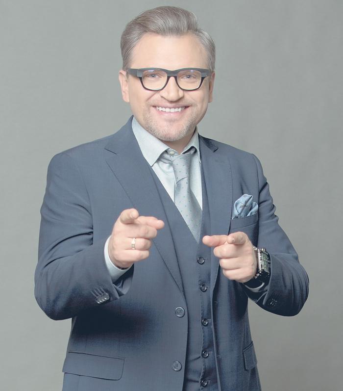 Вадим Такменев: «Наэкране янесобираюсь скрывать свои сильные ислабые стороны»