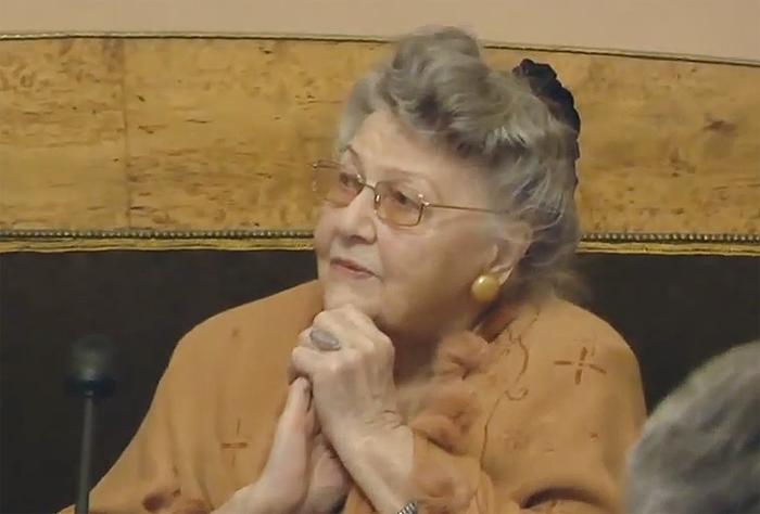 ВПетербурге на97-м году жизни скончалась актриса Тамара Петкевич