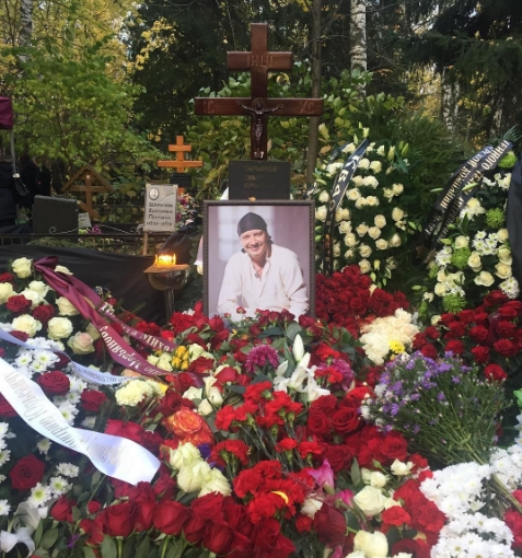 Похороны Марьянова оценили вполмиллиона