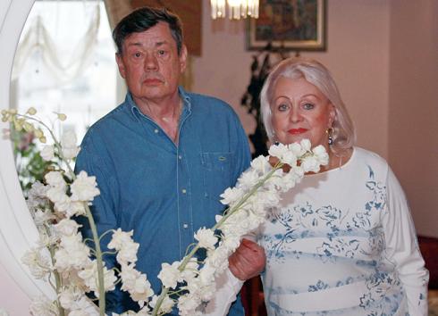 Супруга Николая Караченцова рассказала оего здоровье