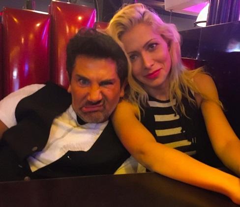 Жена Руссо обвинила певца втирании