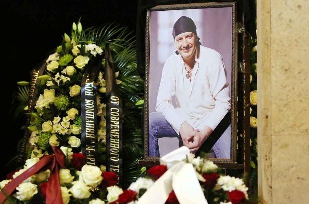 Прощание сДмитрием Марьяновым: как это было
