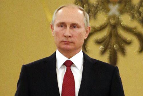 Путин выразил соболезнования семье Хворостовского