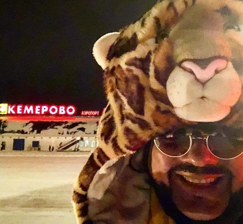 Филипп Киркоров нарядился тигром