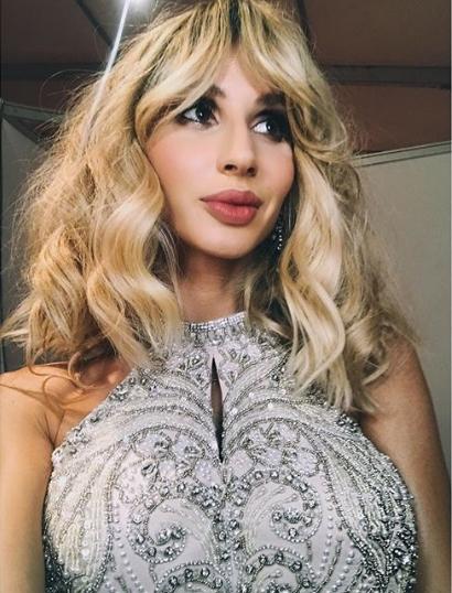 Светлана Лобода стала «женщиной года»