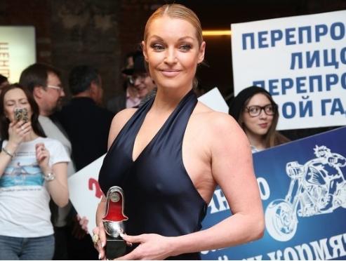 «Камеры свободны»: Волочкова обратилась ксвоим врагам